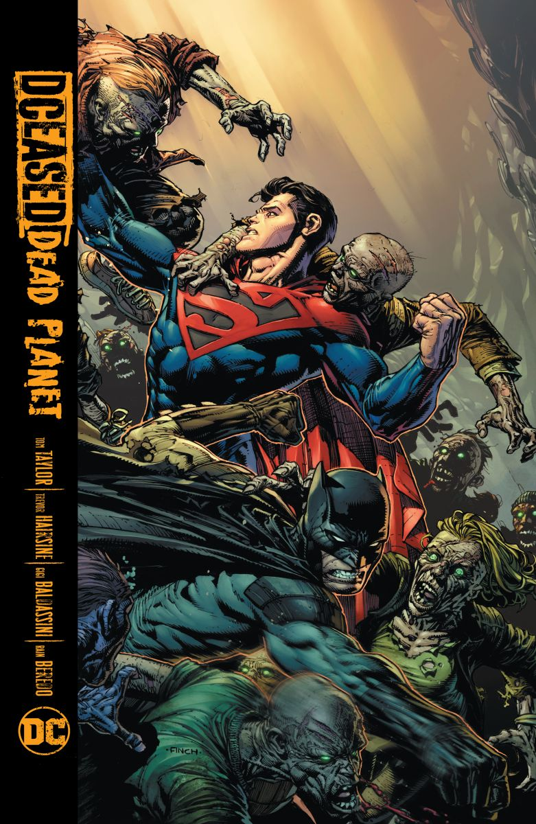 [COMVEL] DCeased: Dead Planet