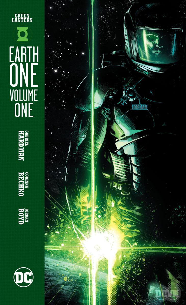 (DCVN) Green Lantern: Earth One