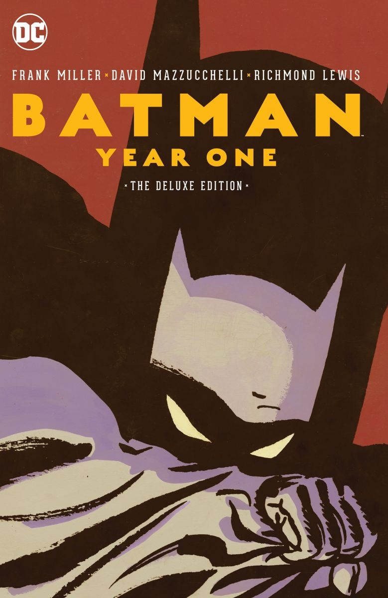 [COMVEL] BATMAN: YEAR ONE