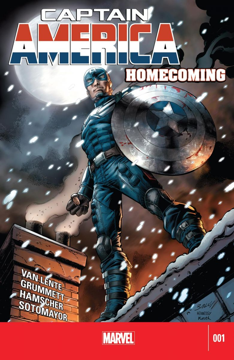 Captain America - Home Coming