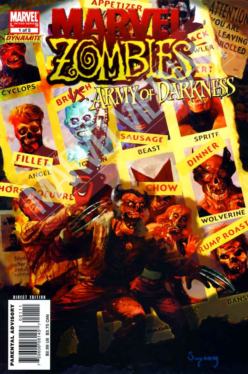 Marvel Zombies - Army of Darkness