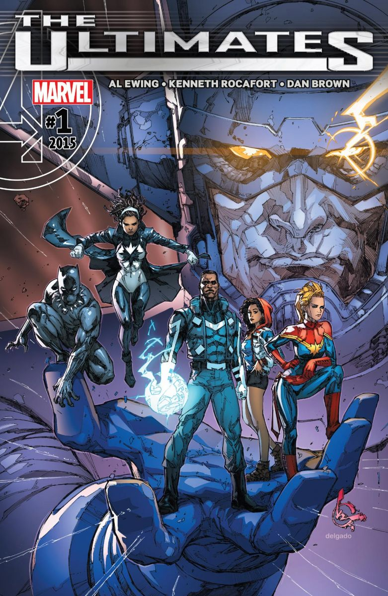 The Ultimates (2016)