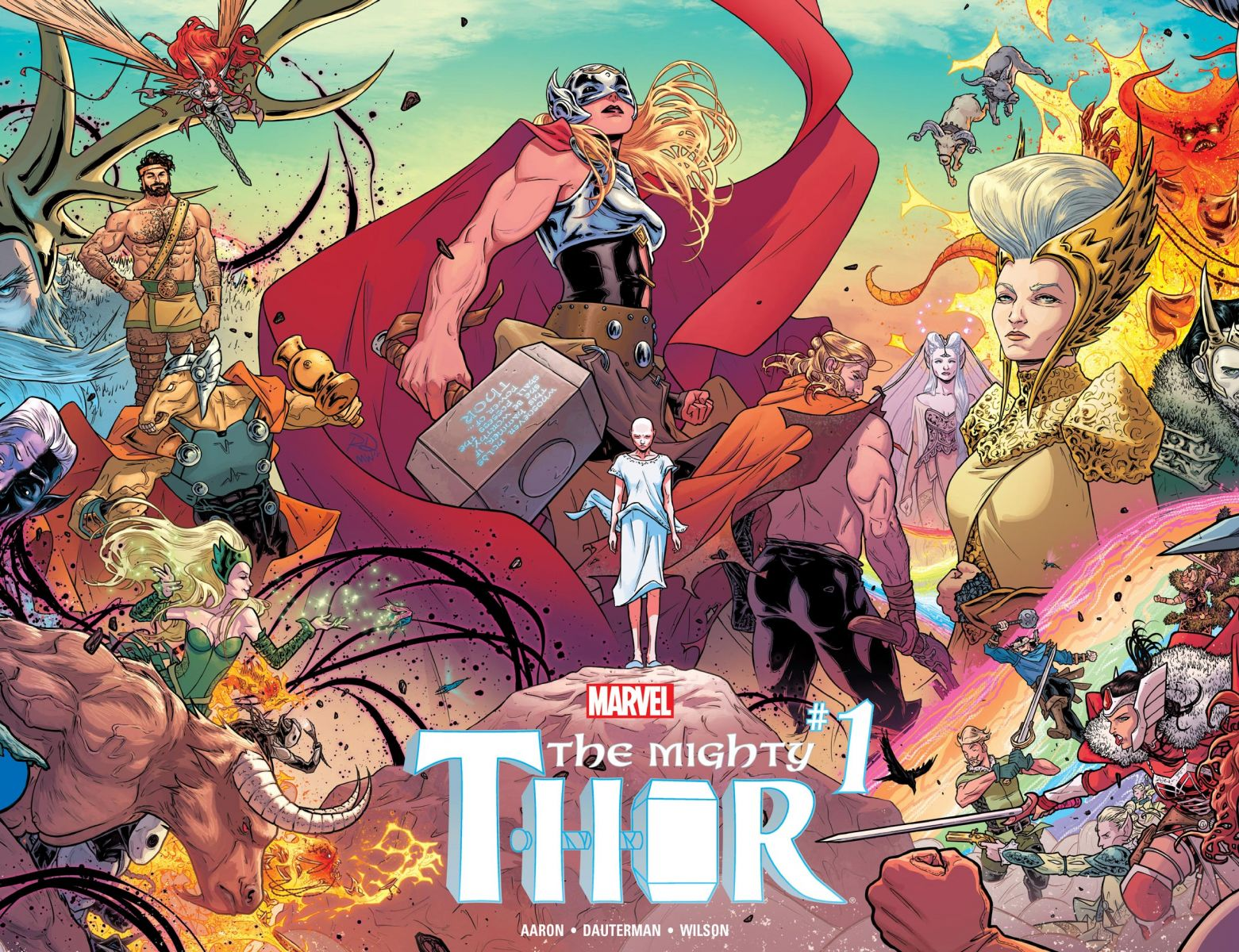 The Mighty Thor (2016)