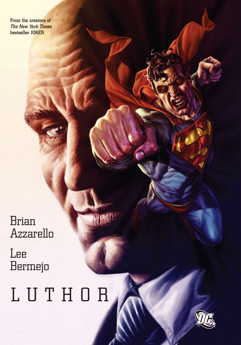 Lex Luthor - Man of Steel