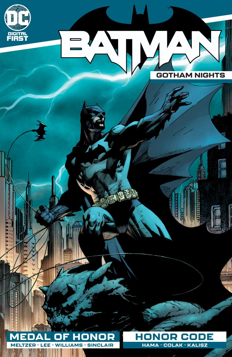 (TEAM 307) Batman - Gotham Nights