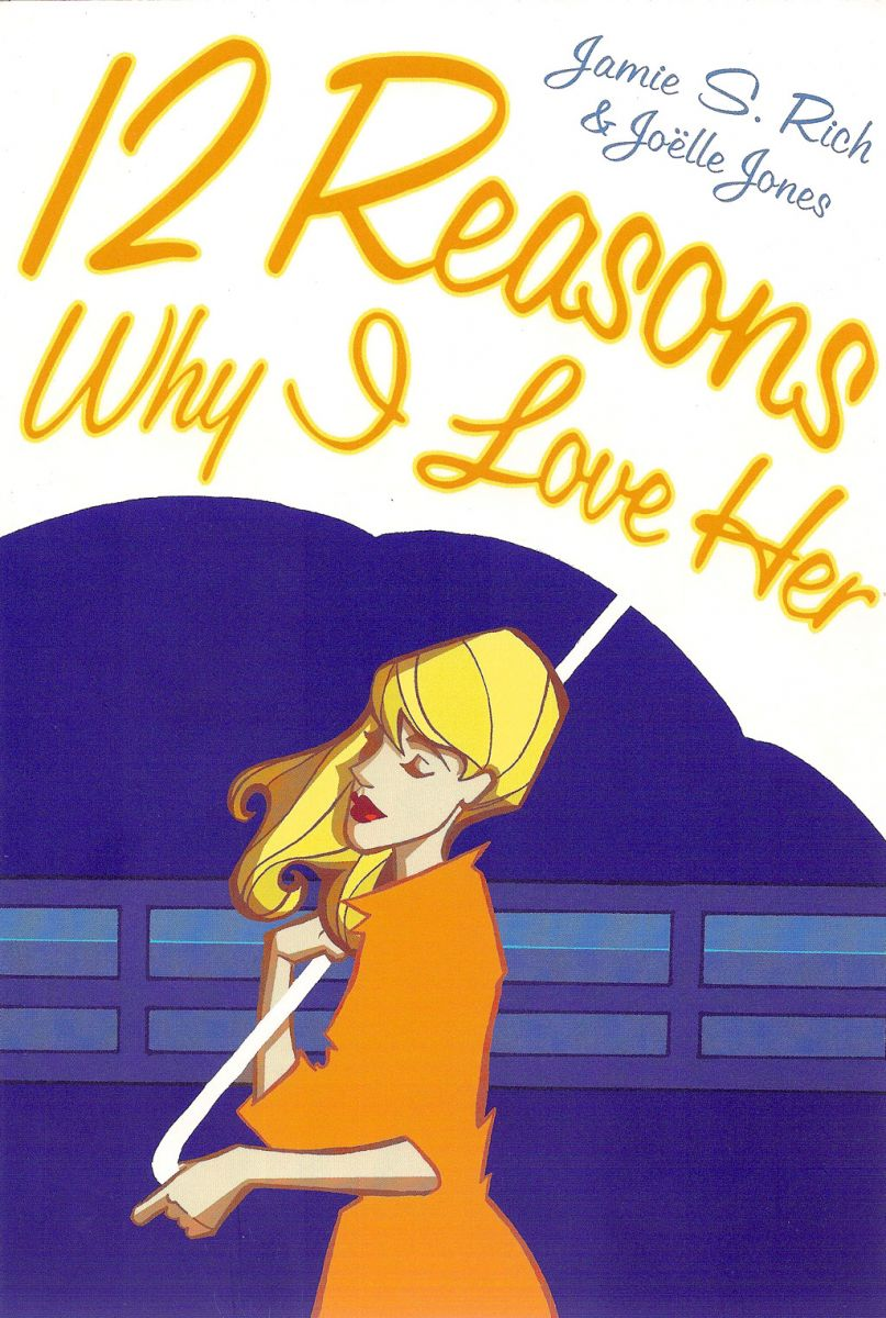 [COMVEL] 12 REASONS I LOVE HER