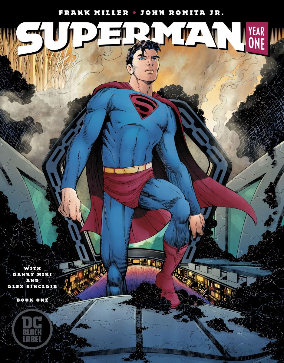[COMVEL] SUPERMAN: YEAR ONE