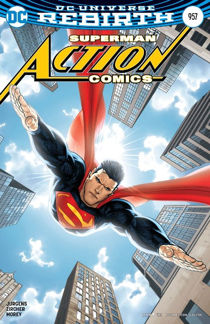 Action Comics Rebirth (2016)