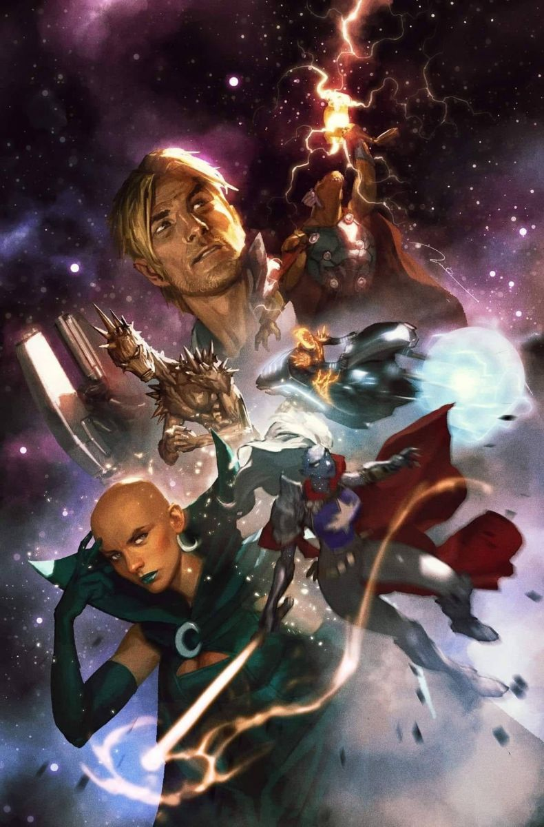 (MARVEL) Guardians Of The Galaxy 2019