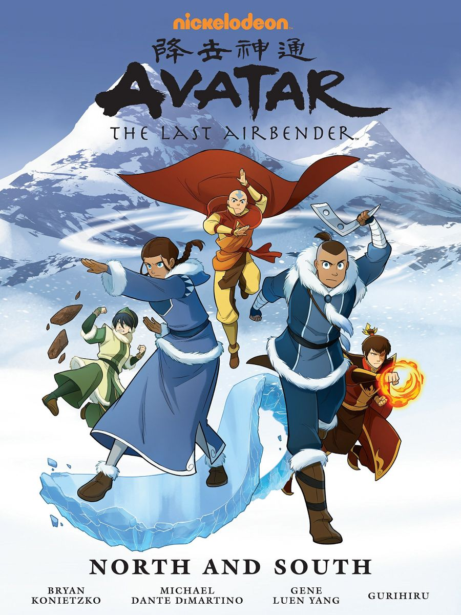 Avatar - The Last Airbender - North and South