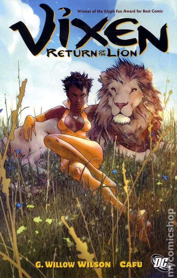 Vixen - Return of the Lion
