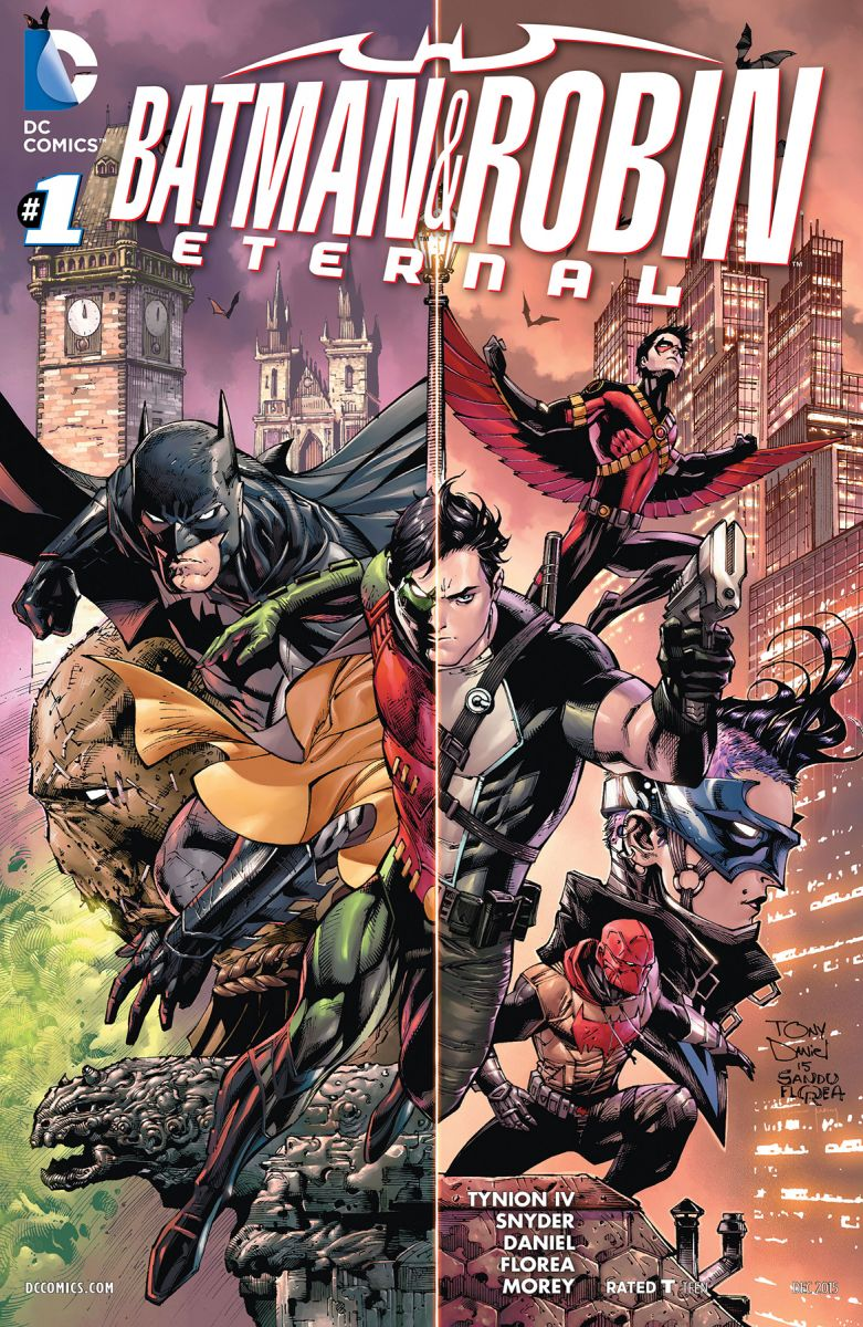 Batman & Robin Eternal (2015)