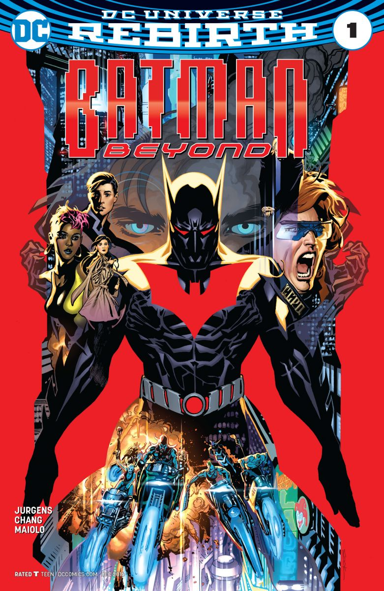 (DCVN) Batman Beyond Rebirth (2016)