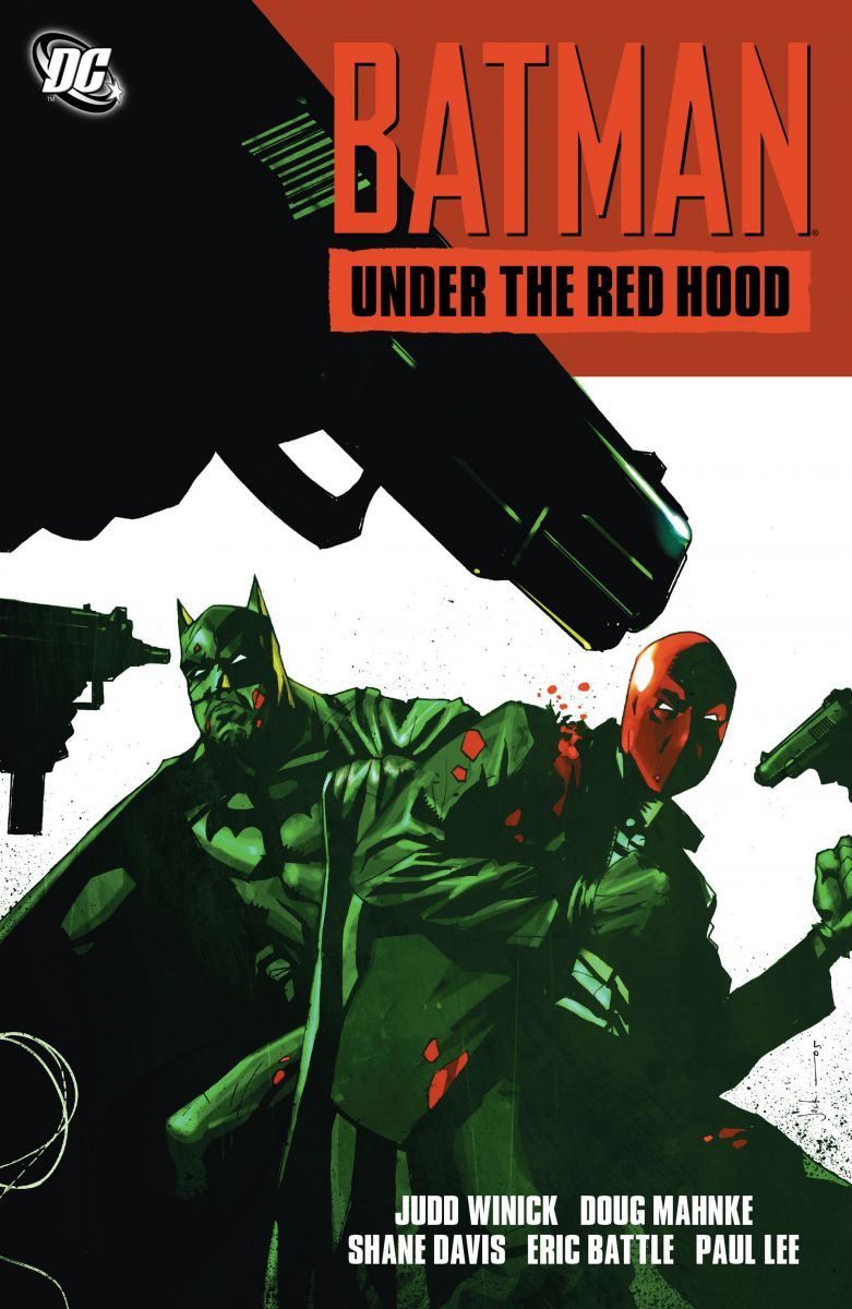 [COMVEL] BATMAN: UNDER THE RED HOOD
