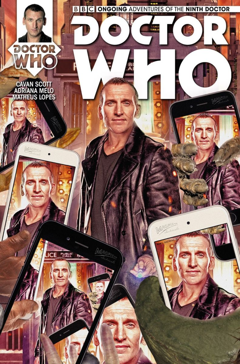 Doctor Who - The Ninth Doctor