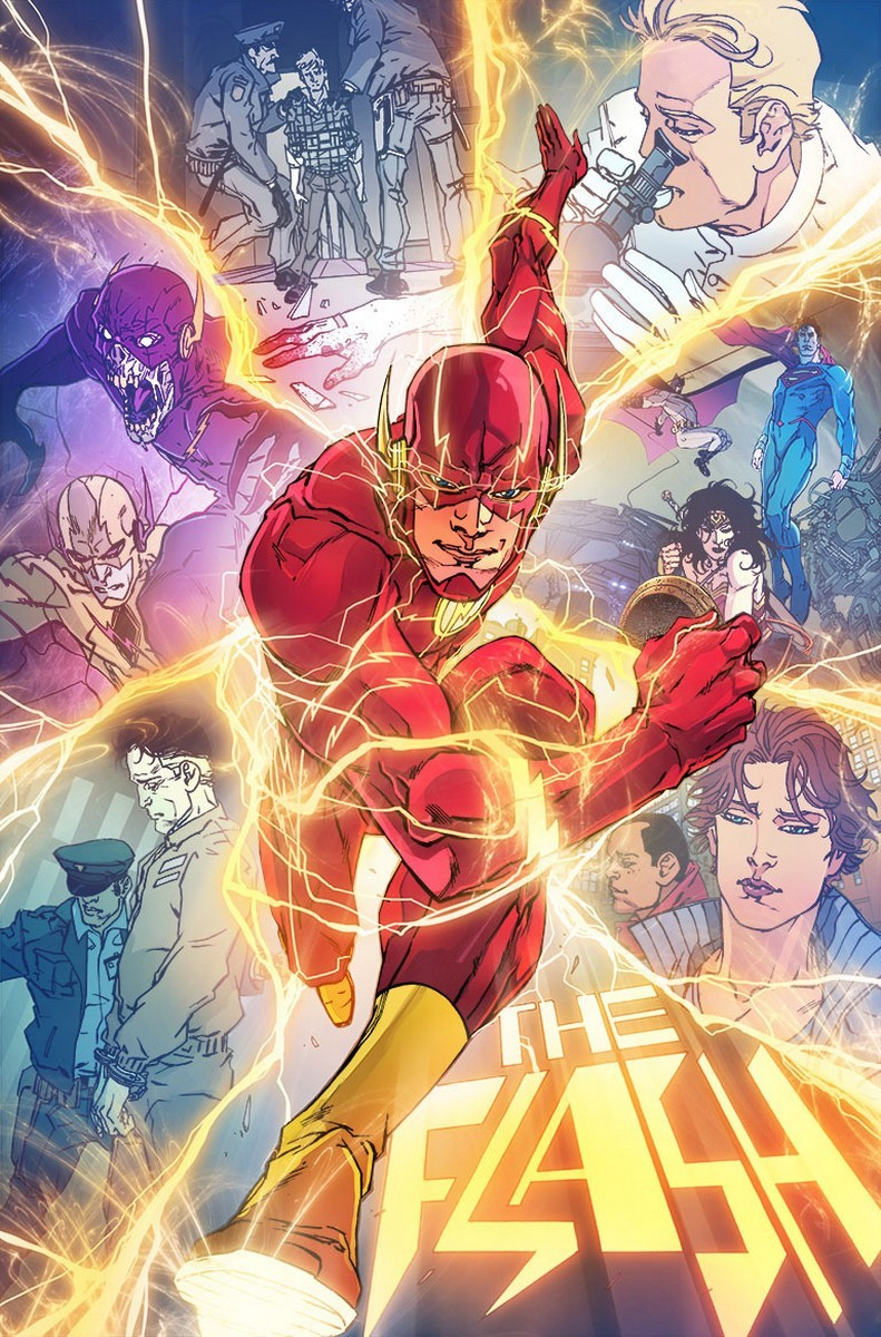 (DCVN) The Flash (2016)