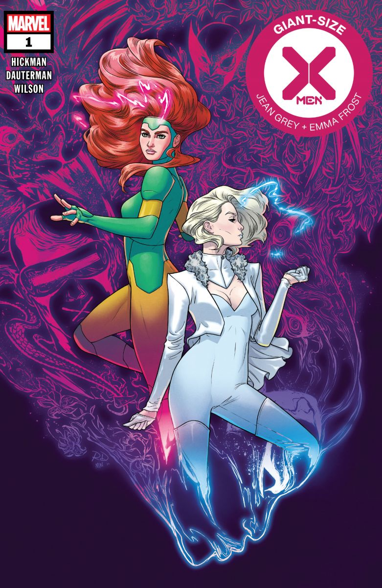 [COMVEL] Giant Size X-Men: Jean Grey And Emma Frost