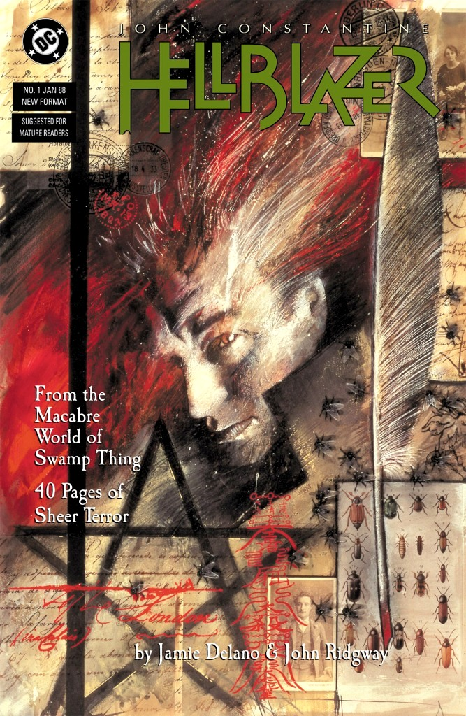 The Hellblazer (1988)