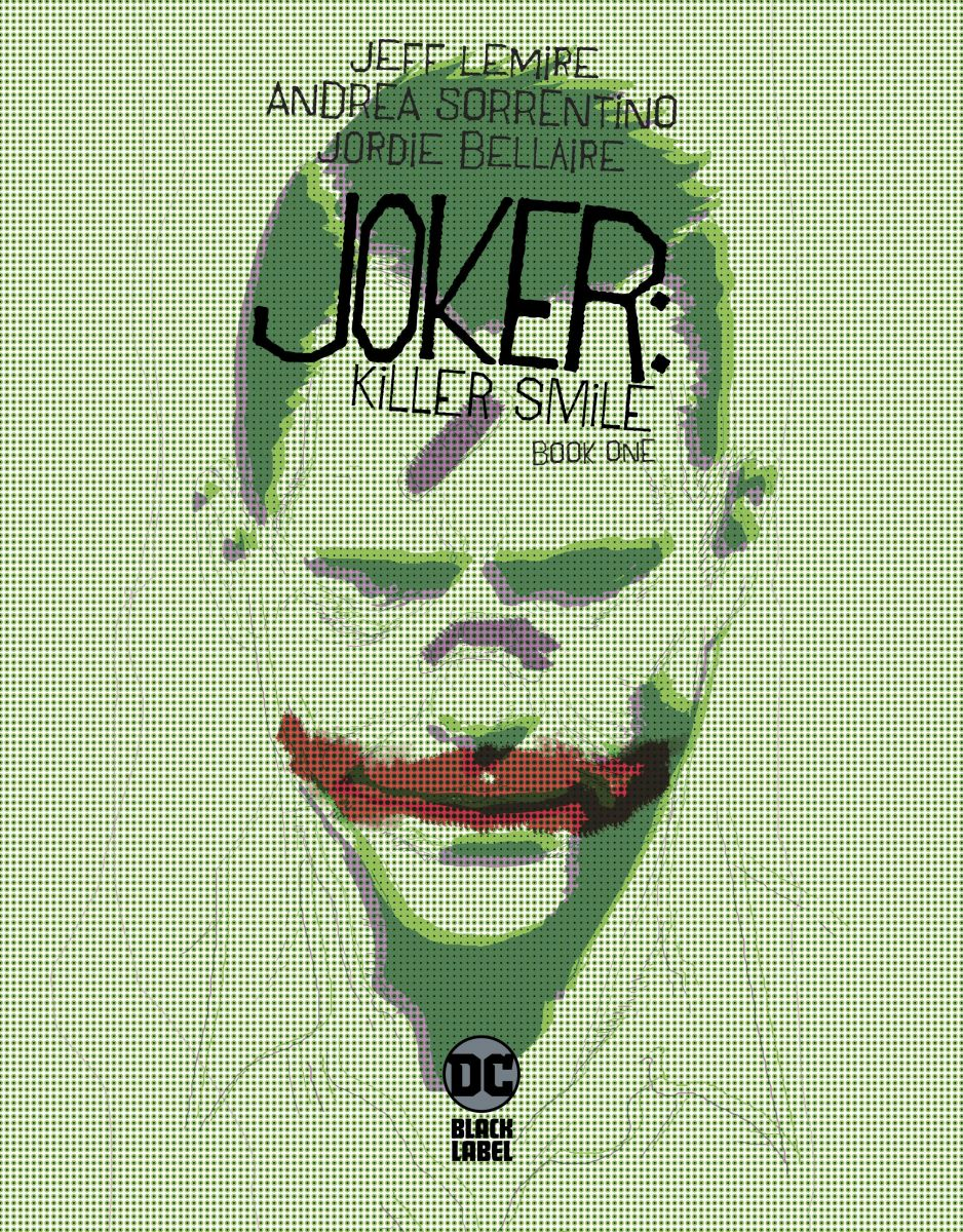[COMVEL] JOKER: KILLER SMILE