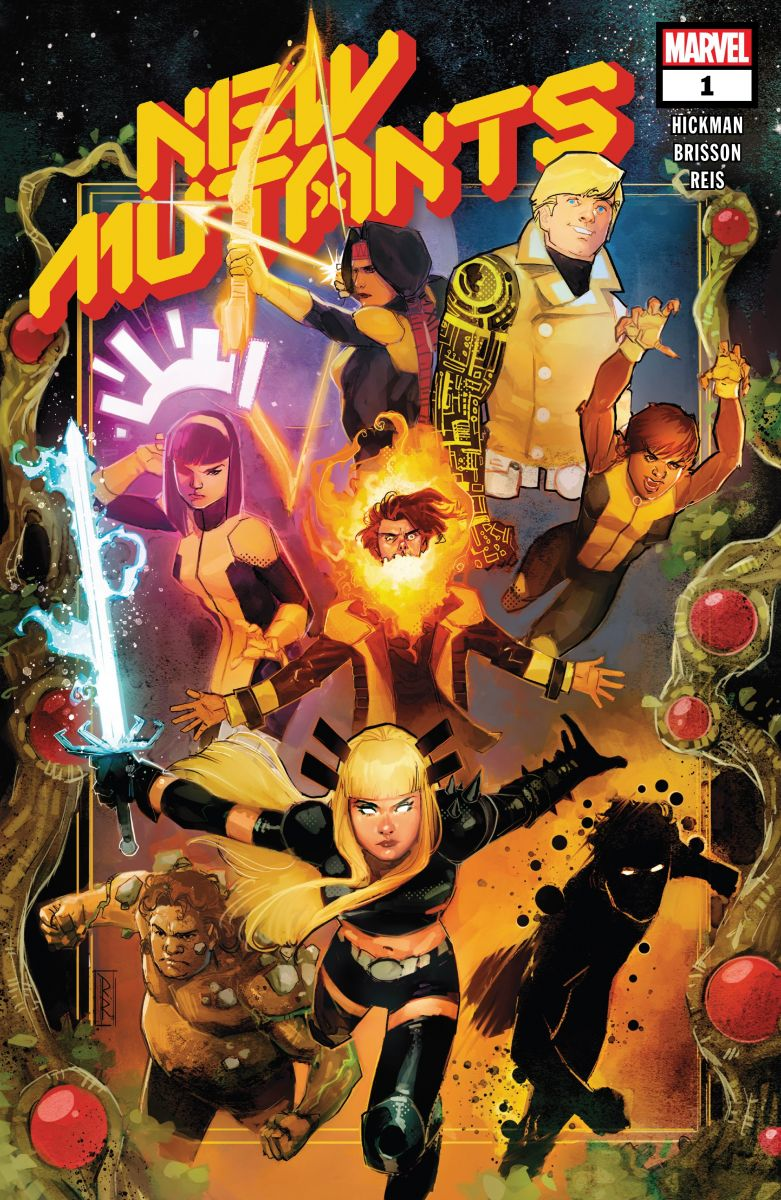 [COMVEL] NEW MUTANTS
