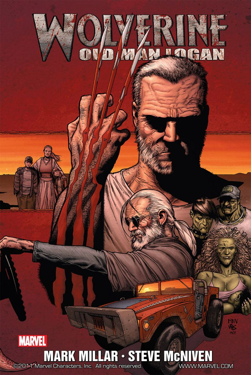 [COMVEL] WOLVERINE: OLD MAN LOGAN