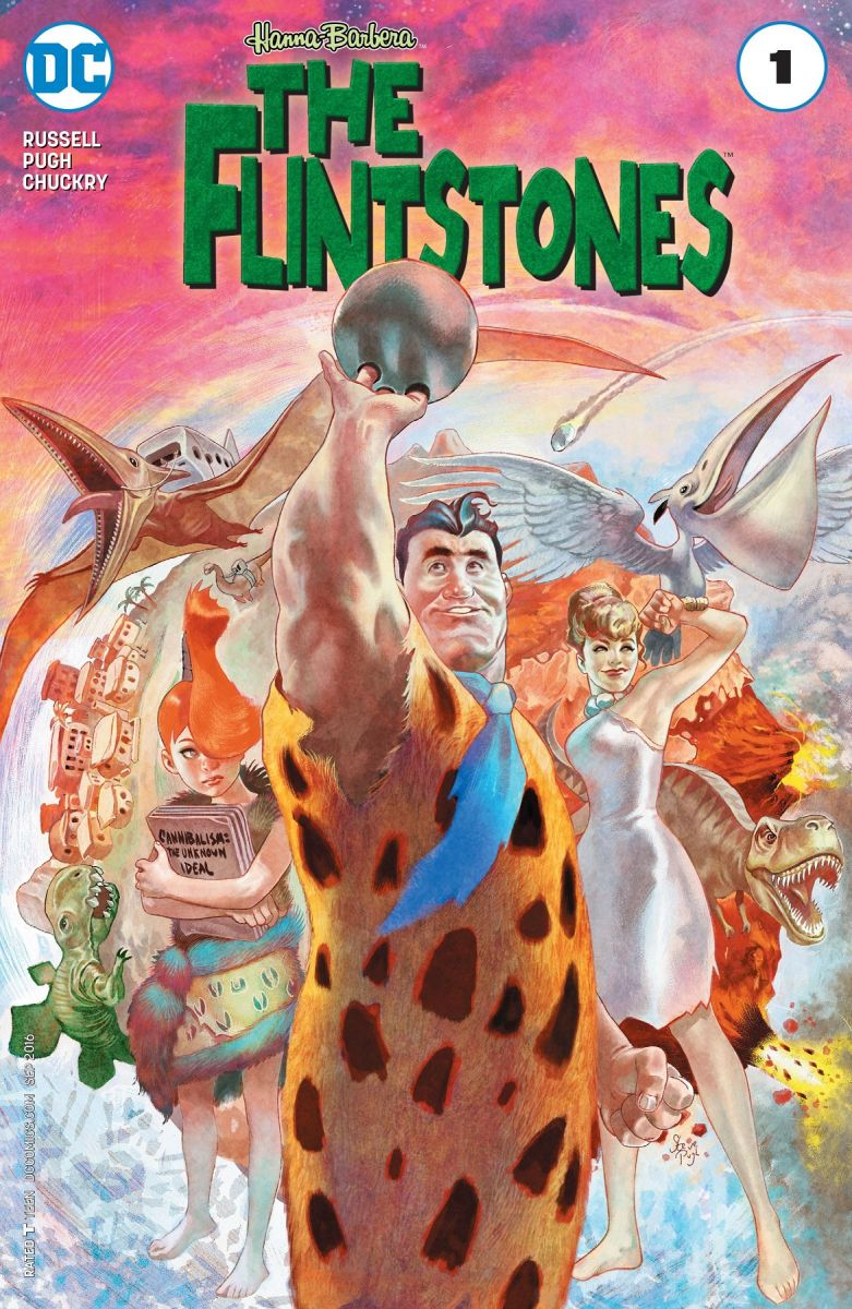 The Flintstone (2016)