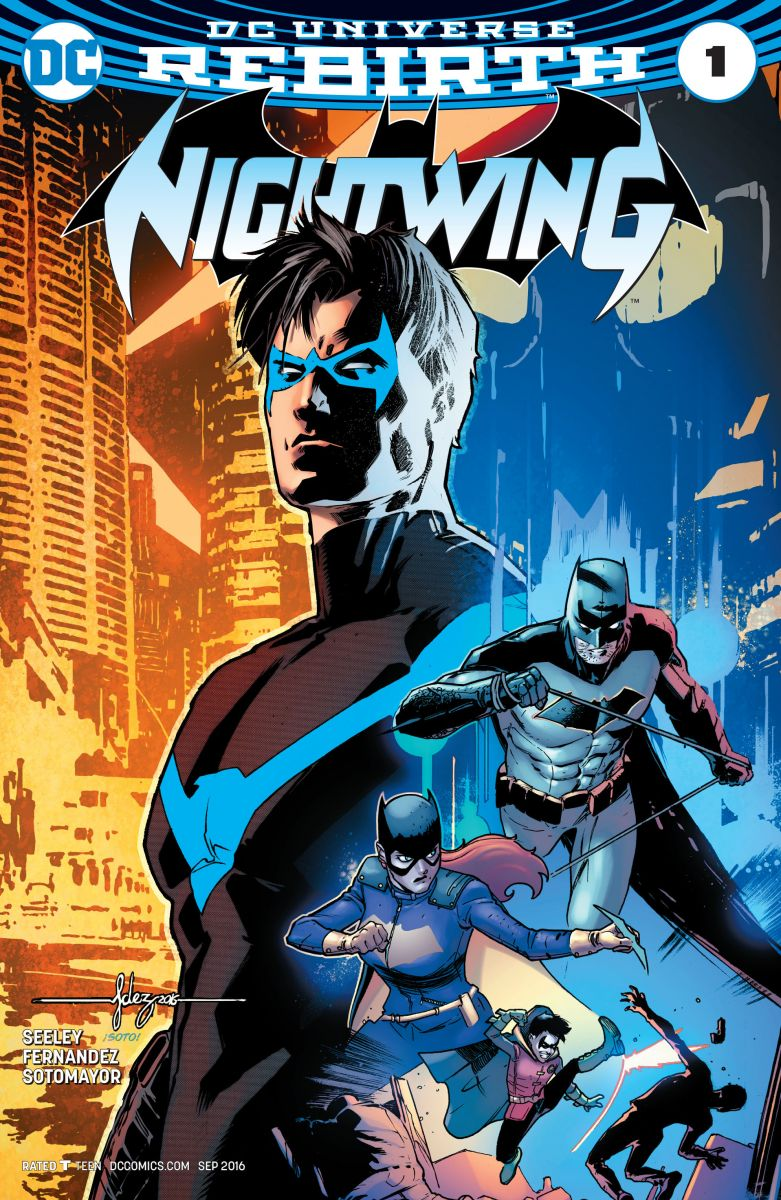 (DCVN) Nightwing Rebirth (2016)