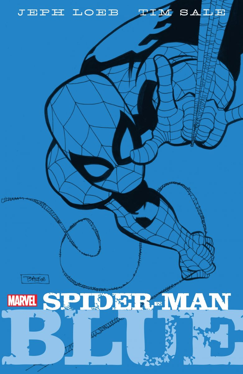 [COMVEL] SPIDER-MAN: BLUE