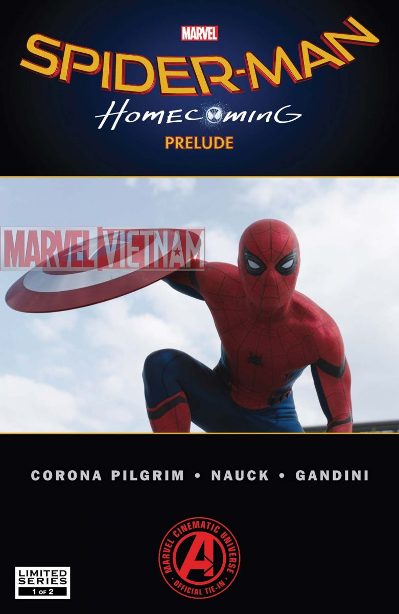 Spider-Man Homecoming (prelude)
