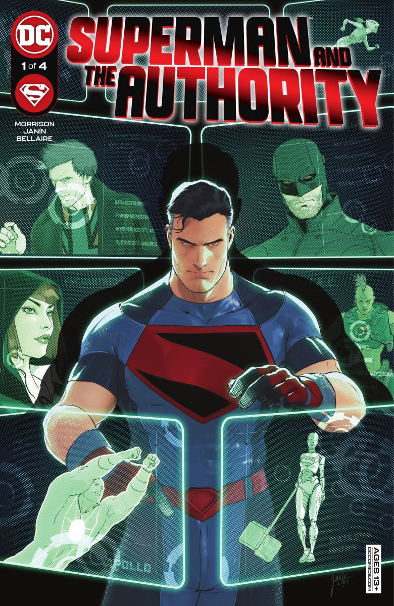 [COMVEL] Superman and The Authority