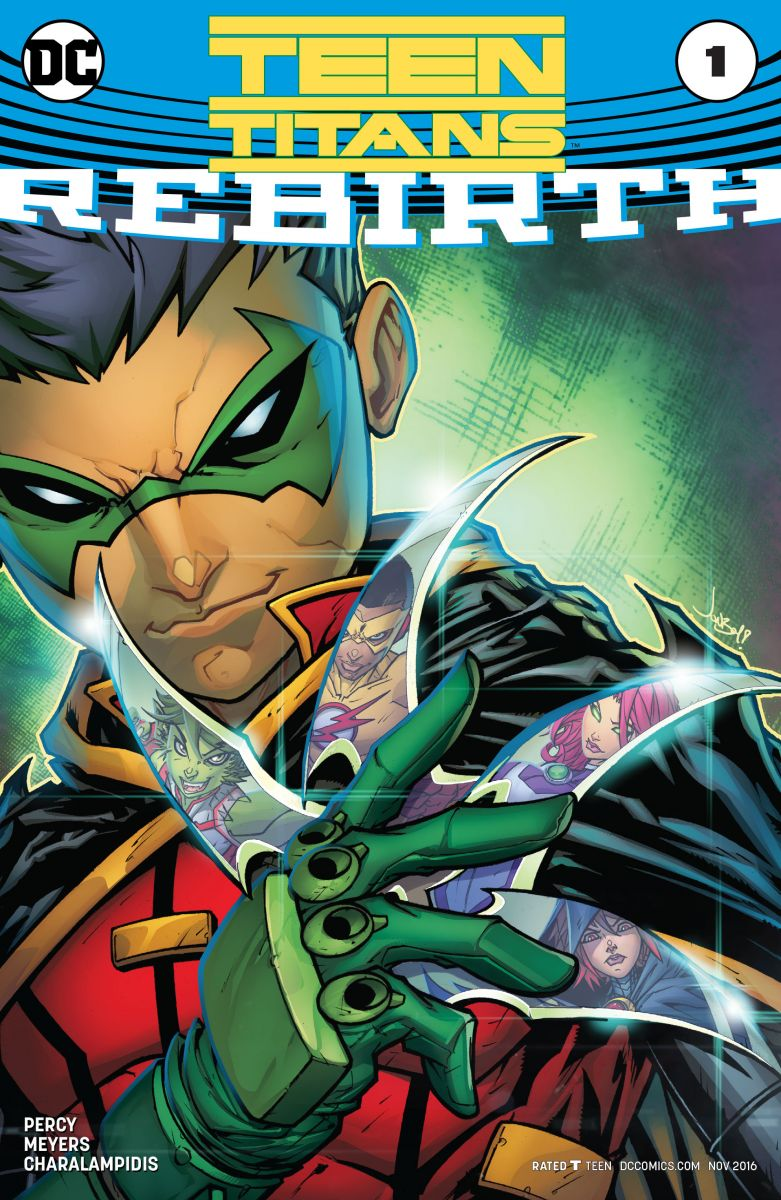 (DCVN) Teen Titans Rebirth (2016)
