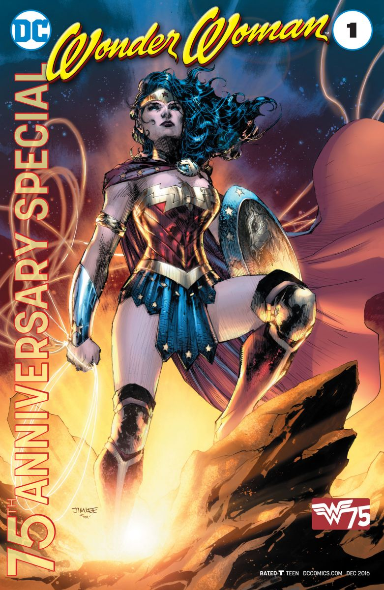 Wonder Woman - 75th Anniversary Special