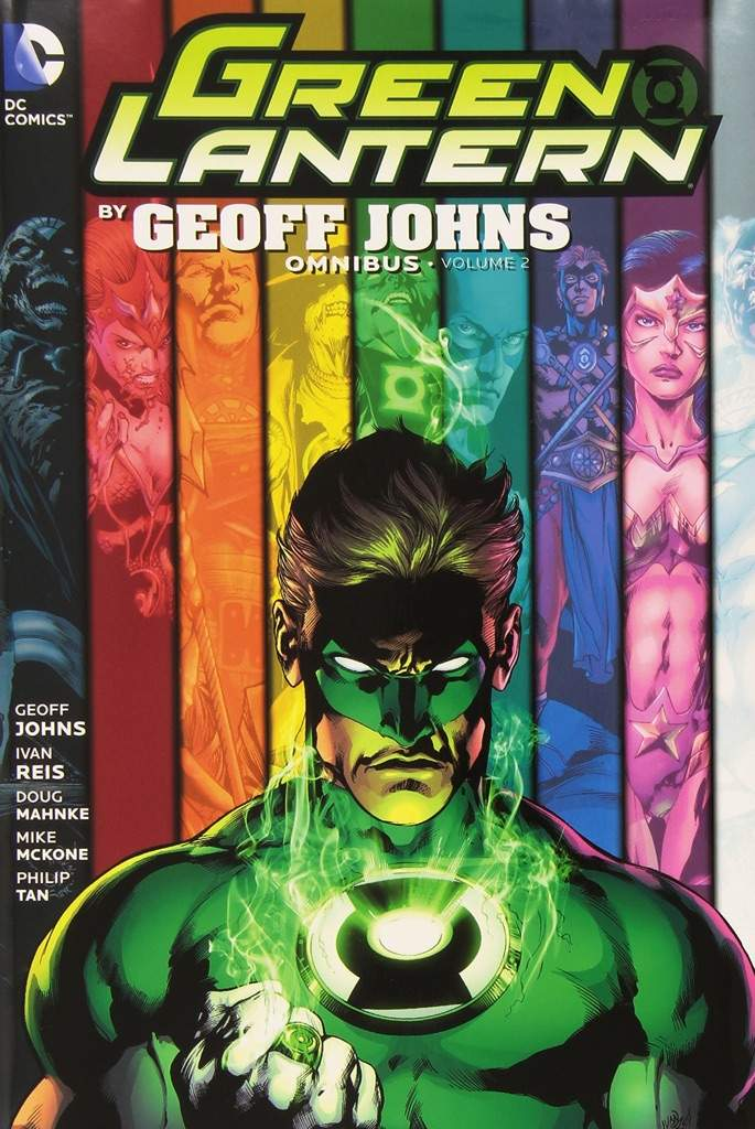 Green Lantern by Geoff Johns (2005-2011)