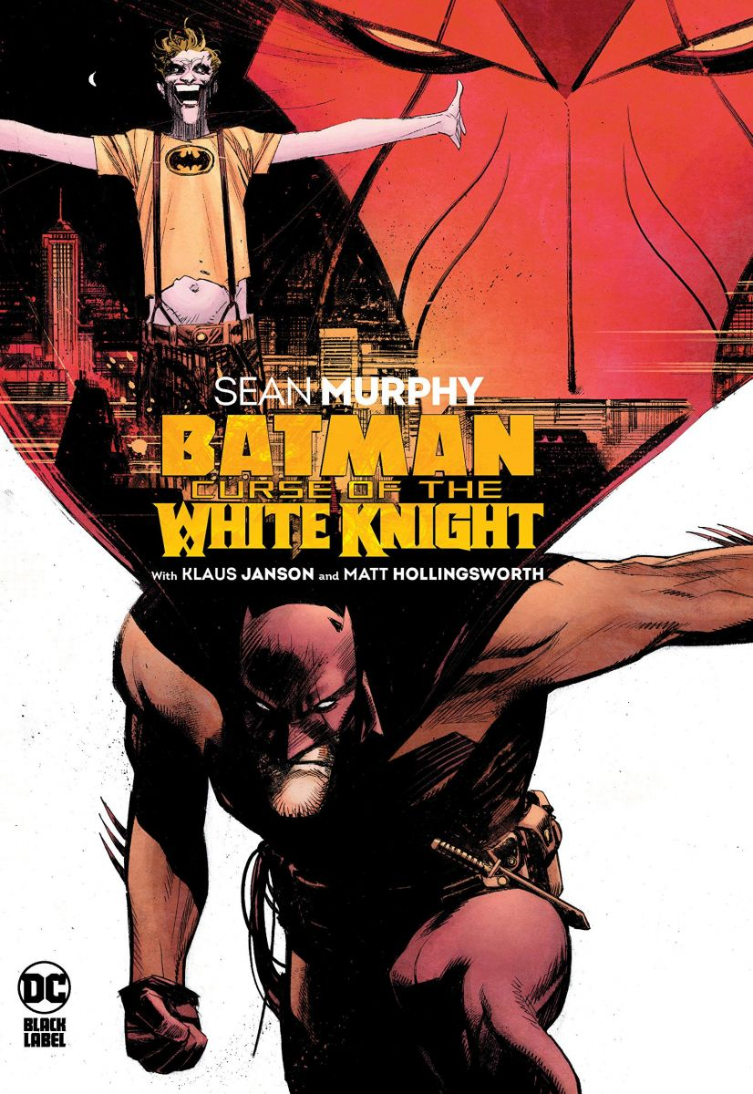 [COMVEL] BATMAN: CURSE OF THE WHITE KNIGHT