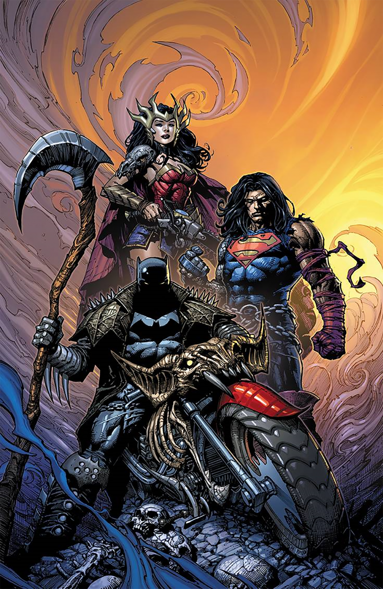 (DCVN & Comvel) Dark Nights: Death Metal