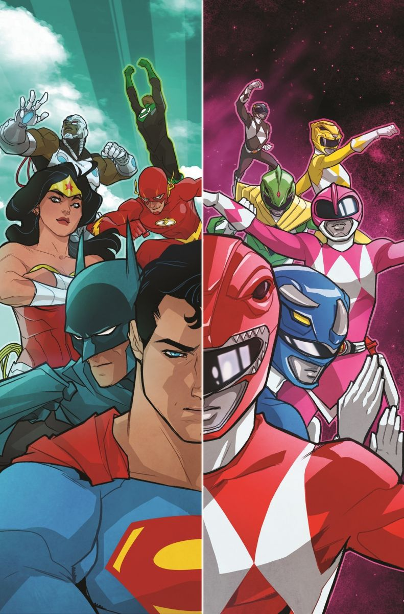 Justice League - Power Ranger (2017)