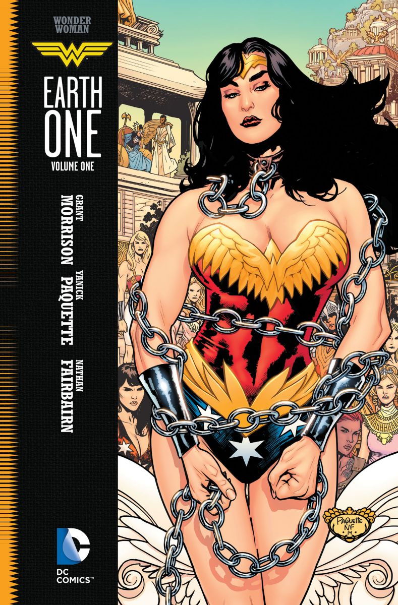Wonder Woman - Earth One